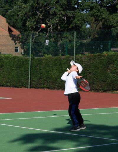FTC Tennis Finals 2018 - 16 of 250