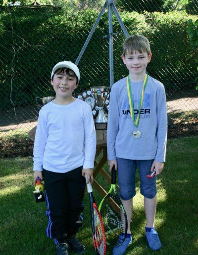 FTC Tennis Finals 2018 - 40 of 250